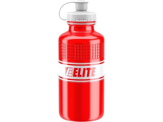 Elite Vintage Trinkflasche 500ml elite rot